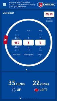 Lapua Ballistics Screenshot 1