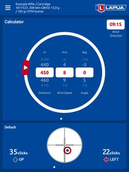 Lapua Ballistics Screenshot 8
