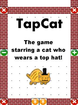 TapCat! poster