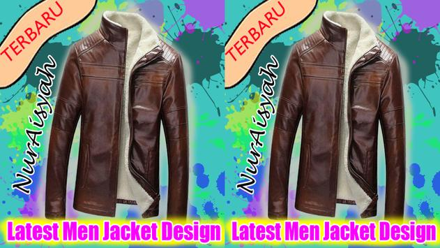 Latest Men Jacket Design Ideas screenshot 1