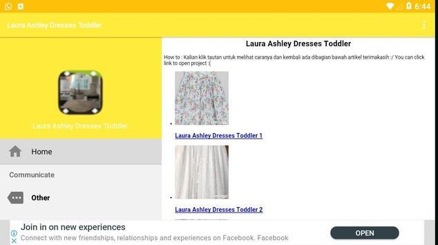 Laura Ashley Dresses Toddler screenshot 2