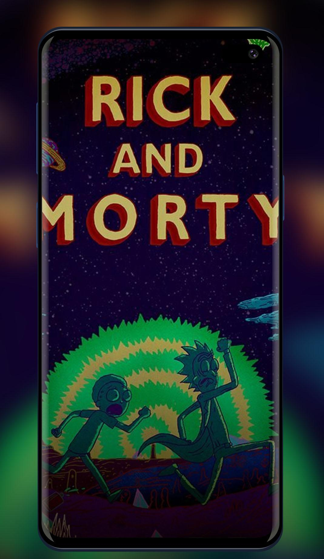 Wallpapers for Rick Morty Animated for Android - APK Download