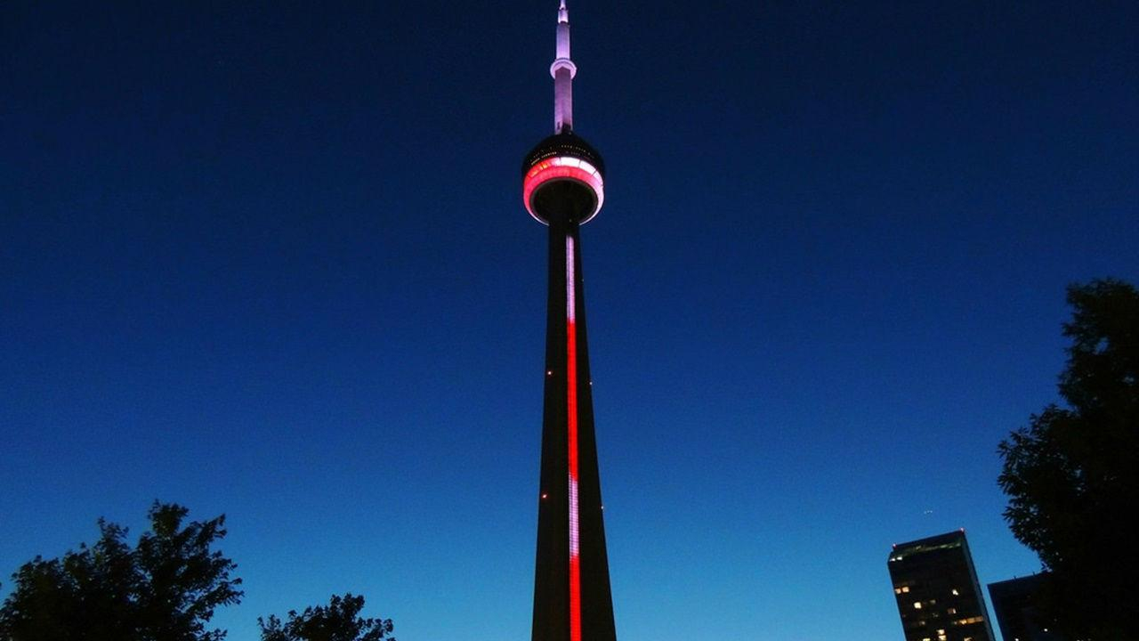 Cn Tower Canada Wallpaper For Android Apk Download