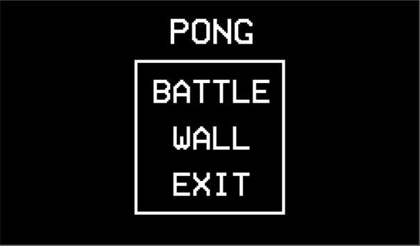 Pong Mobile screenshot 1
