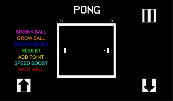 Pong Mobile screenshot 2