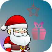 Santa Claus Gift Delivery : Best Christmas Games icon
