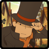 Layton: Curious Village in HD 图标