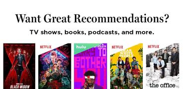 Likewise: Movie, TV, Book Recommendations
