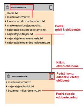 Litánie screenshot 1