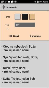 Litánie screenshot 4