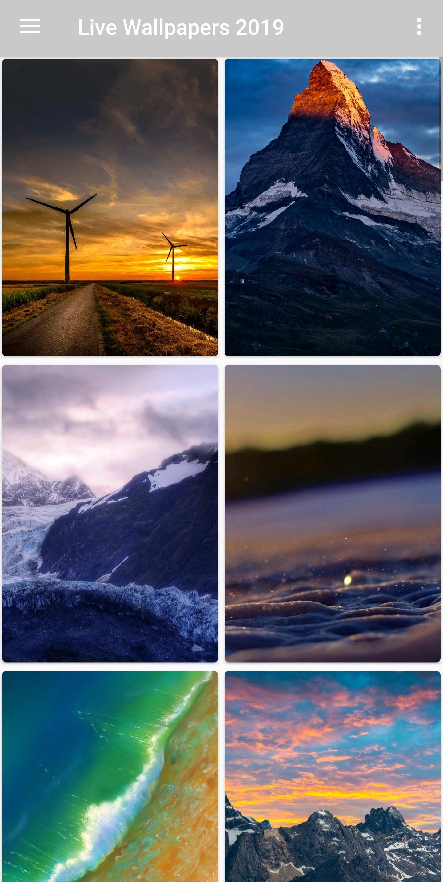 Live Wallpapers 8k 2019 For Android Apk Download