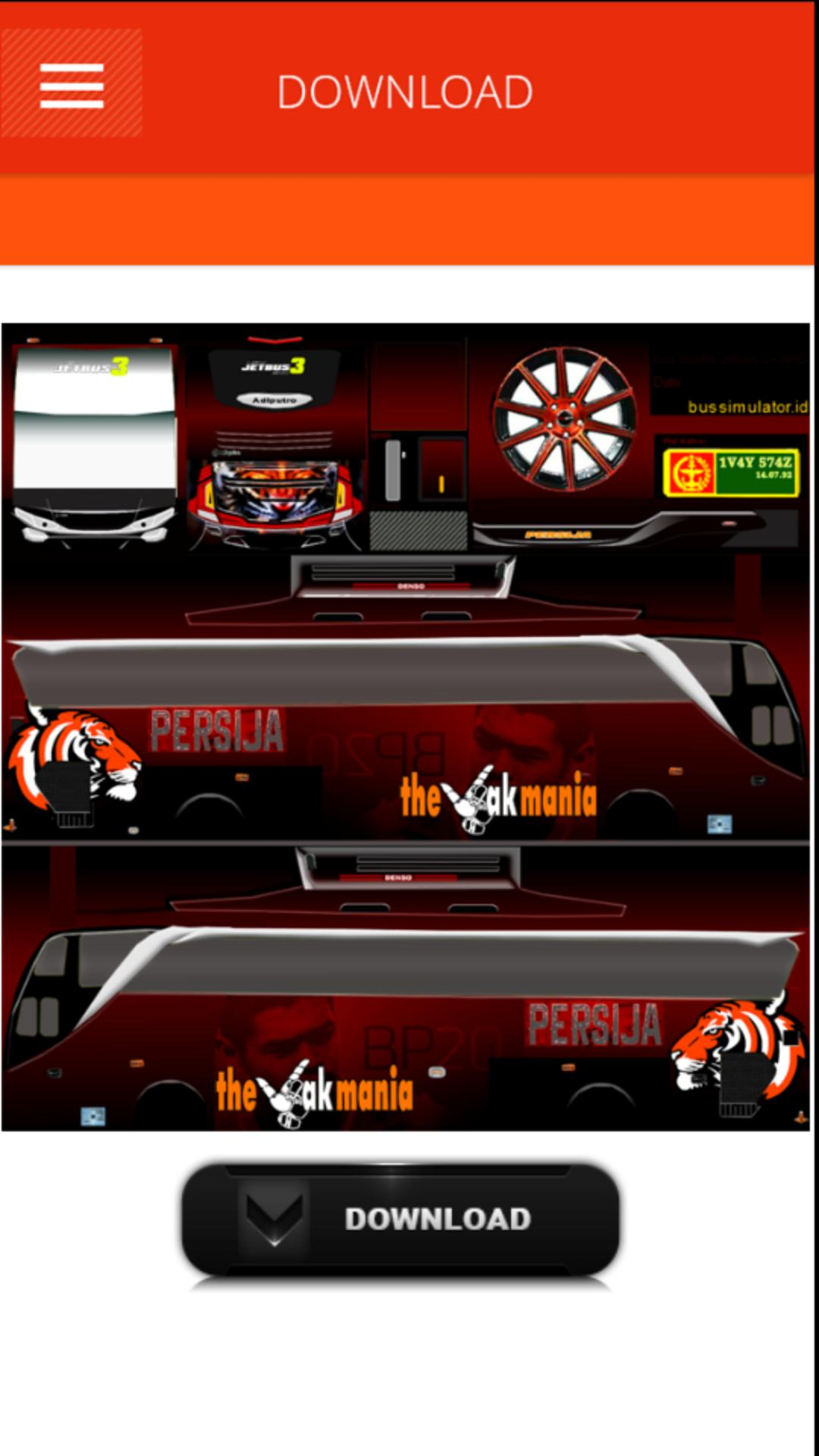 Livery Bussid Terlengkap For Android Apk Download