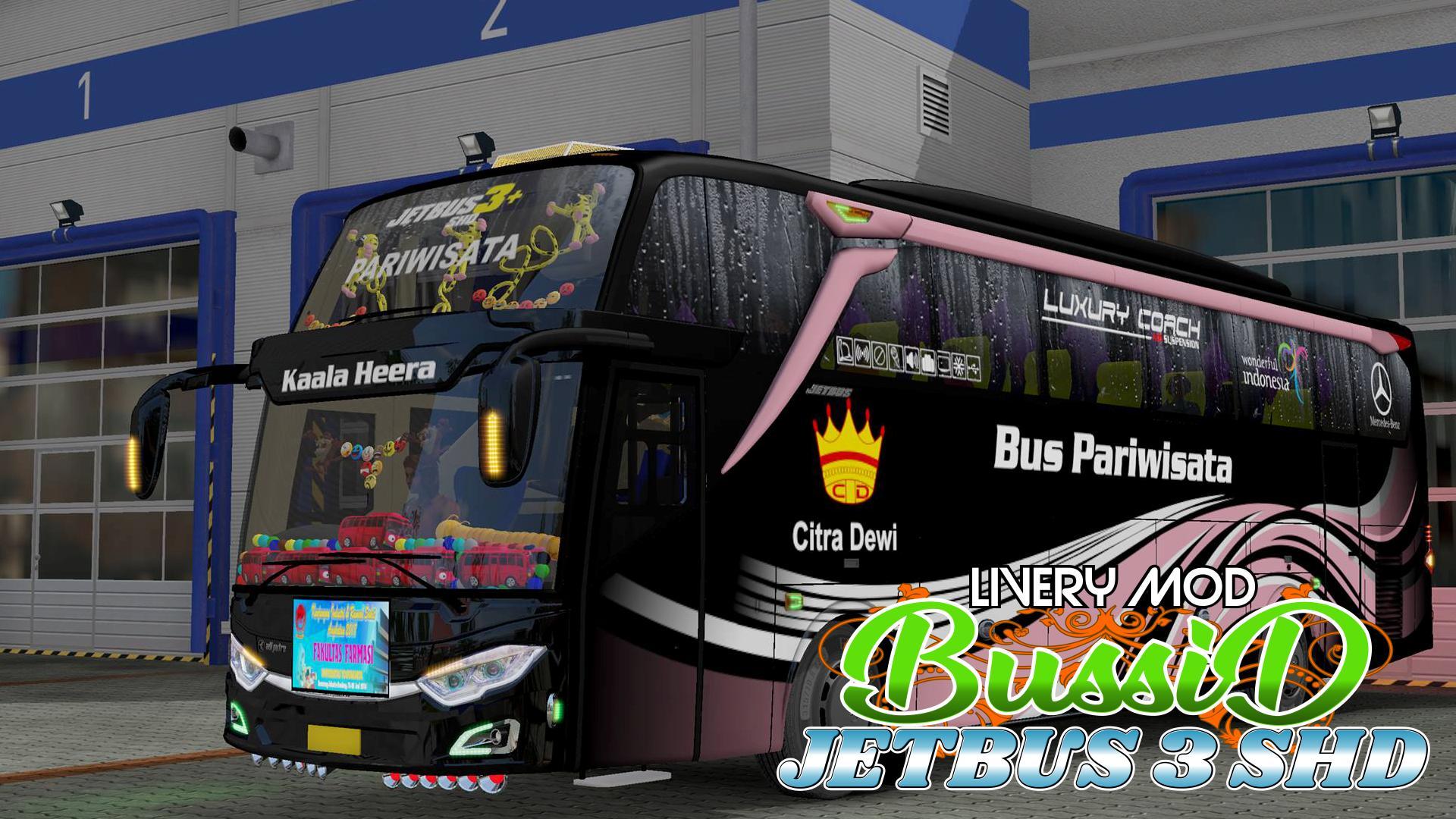 Wallpaper Bus Shd Jb3