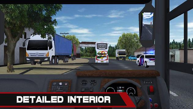 Mobile Bus Simulator screenshot 3