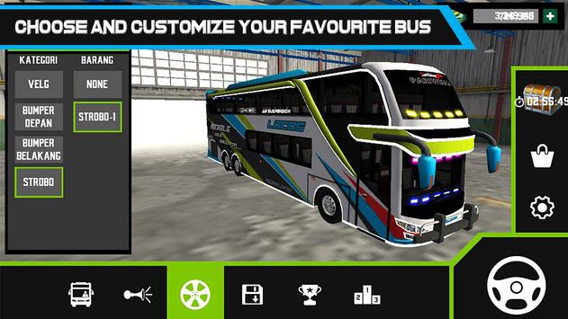 Mobile Bus Simulator poster