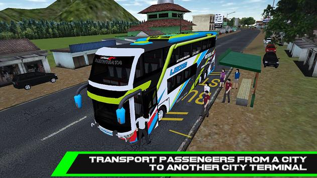 Mobile Bus Simulator screenshot 1