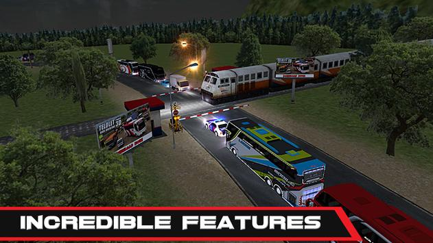 Mobile Bus Simulator screenshot 4