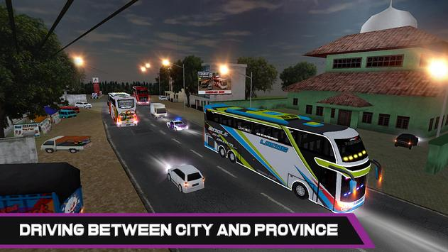 Mobile Bus Simulator screenshot 5