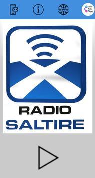 Radio Saltire poster