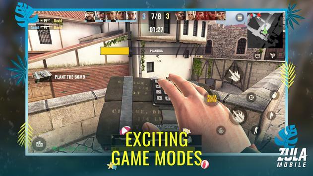 Zula Mobile imagem de tela 5