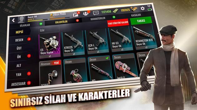 Zula Mobile Ekran Görüntüsü 3