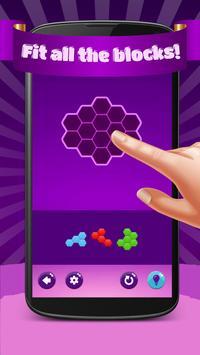 Hexa Puzzle screenshot 4