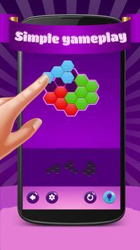 Hexa Puzzle screenshot 9