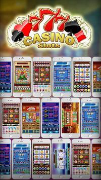 777 Casino poster