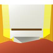 Traces icon