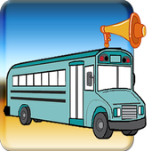 Loud Big Bus Horns – Pressure Horn Sound Effects for Android