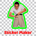 Personal Sticker Maker Studio WaStickerApps 2020