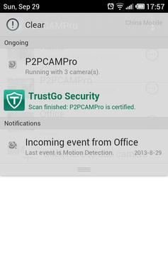 P2PCAMPro screenshot 4