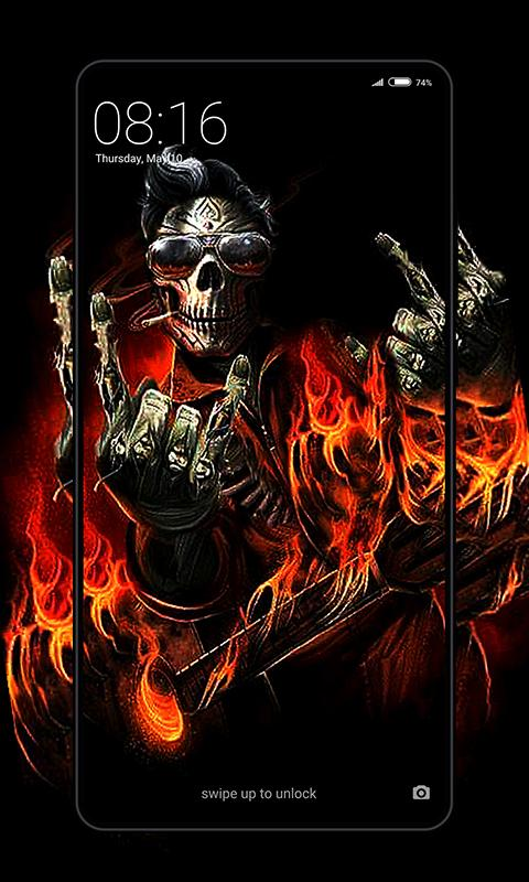 Heavy Metal Rock Wallpaper For Android Apk Download
