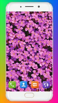 Purple Flower Wallpaper screenshot 10