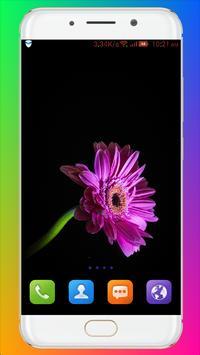Purple Flower Wallpaper screenshot 12