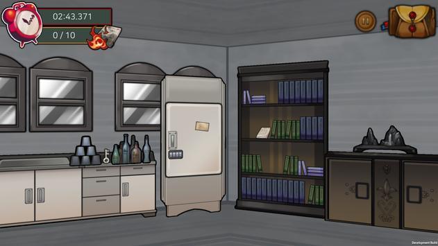 숨겨진 방의 비밀: 부역자 - 방탈출 어드벤처 تصوير الشاشة 2