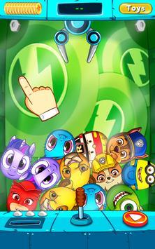 Surprise Eggs: Vending Claw Machine screenshot 5