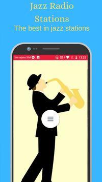 Jazz Radio App Music Radio Station screenshot 1