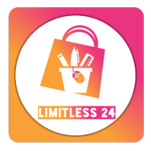 Limitless 24 - Buy Grocery, Stationary Online icon