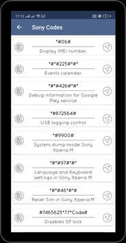 Secret Code - Android Secret Code, Dialer Code screenshot 10