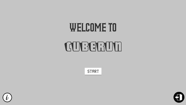 Cuberun poster