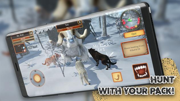 Wolf Simulator Evolution screenshot 12