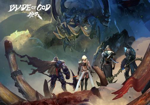 Blade of God screenshot 4