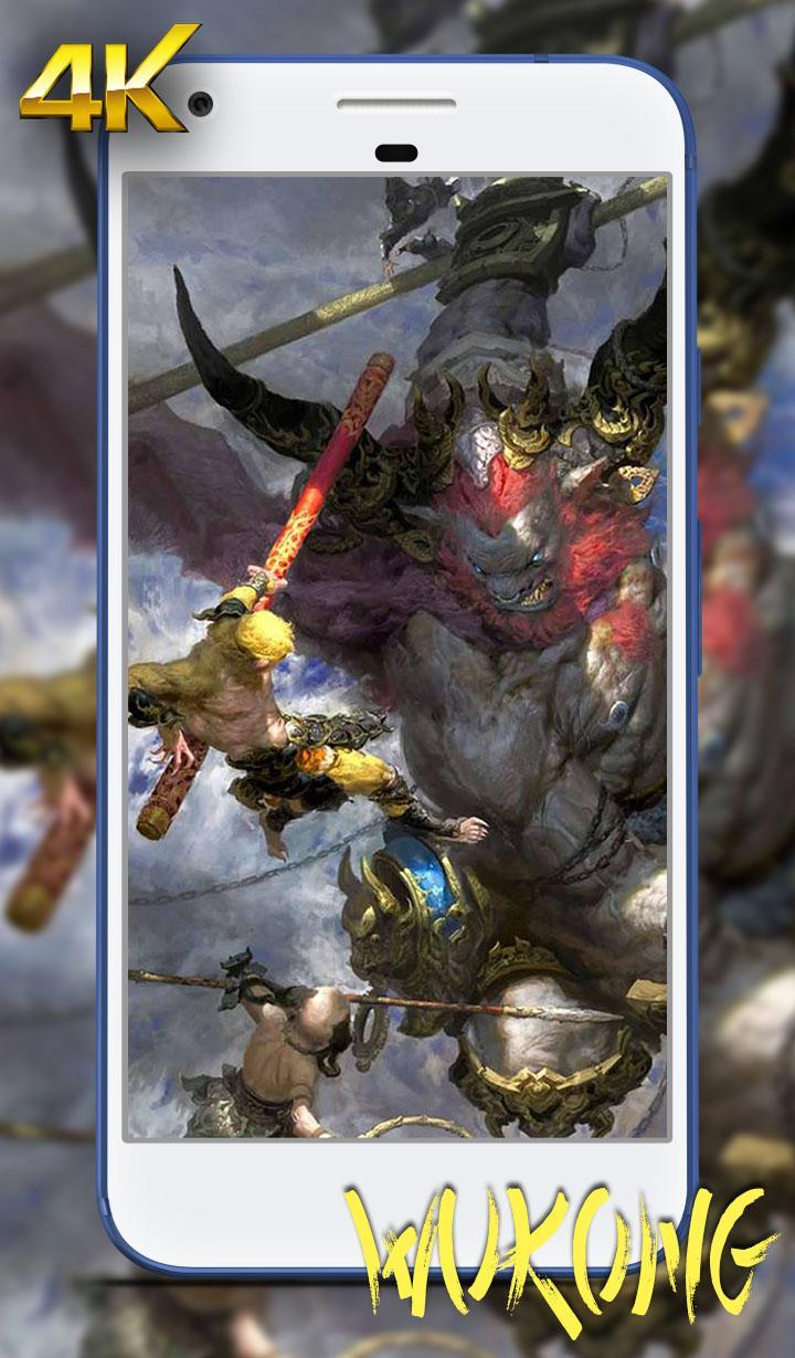 Sun Wukong Monkey King Hd Wallpaper For Android Apk Download