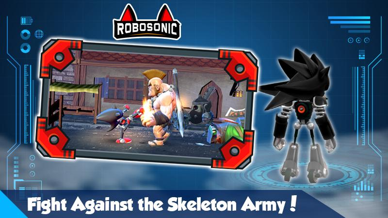 Robot Sonic Games For Android Apk Download