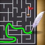 Maze : Pen Runner APK