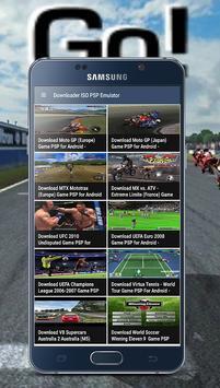 Free PSP Game Emulator File Iso screenshot 4