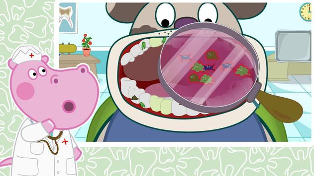 Kids Doctor: Dentist screenshot 16