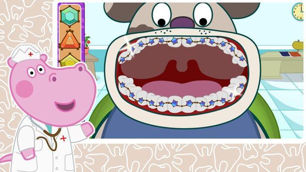 Kids Doctor: Dentist screenshot 17