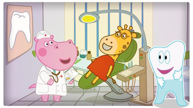 Kids Doctor: Dentist screenshot 7